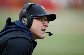 Former Michigan Player Apologizes For Threats Against Jim Harbaugh