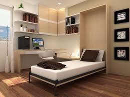 murphy desk bed white