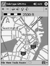 Oziexplorer Marine Charts Reviewing Pda Mapping Software Gps