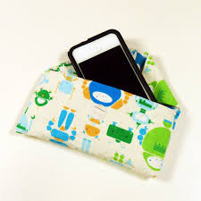 picture of no sew duct tape iphone case