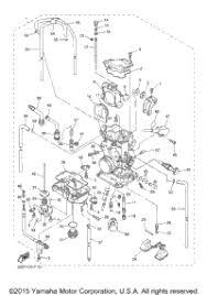 2007 yamaha yz250f yz250fw oem parts babbitts yamaha partshouse carburetor