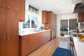 perfect design mid century modern kitchen cabinets white oak wood cherry shaker door