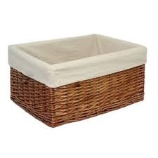 extra large woven laundry basket. Contemporary Large Extra Large Lined Storage Wicker Basket In Woven Laundry 2