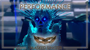 Bring Me To Live - Evanescence | Das Skelett | The Masked Singer