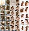 Уроки по плетению из волос