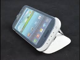 Дополнительный <b>аккумулятор</b> для <b>Samsung Galaxy S3</b> в виде чехла