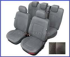 alcantara tailored full set seat covers for toyota rav4 mk3 2006 2016