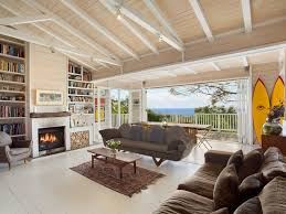 beach home interior design. Perfect Interior Coastal Style Beach House In New South Wales Intended Home Interior Design A