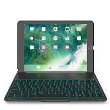 Ipad Lighted Keyboard Case Keyboard Case For 2017 Ipad 9 7 5th Gen Ipad Air 2018 Ipad 9 7 6th Gen Backlit Ultra Slim Aluminium Alloy For Ipad