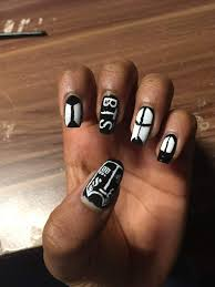 Bts Nail Designs Bts Nail Art Armys Amino