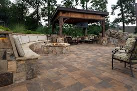 outdoor stone fire pit. Pavestone Fire Pit | Home Depot Insert Lowes Kit Outdoor Stone