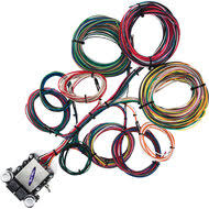 kwik wire electrify your ride auto restoration wiring 14 circuit ford wire harness