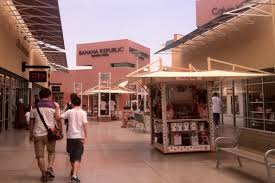 Designer Mall In Las Vegas Las Vegas Premium Outlets South Nevada Factory Outlet