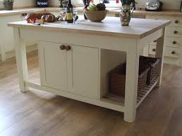 Kitchen island table with storage Space Saving Kitchen Island Free Standing With Breakfast Bar Slatted End Shelf Double Storage Cupboard Pinterest Kitchen Island Free Standing With Breakfast Bar Slatted End Shelf
