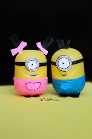 Minion Craft Idea - DIY - Minions - Despicable Me - Itse ilkimys - Easter  eggs