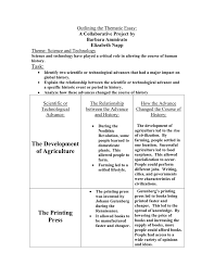 Thematic Essay Examples Process Essay Example Paper How To Write A Proposal Essay