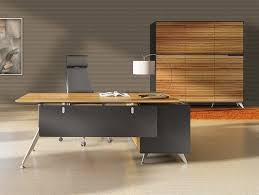 contemporary desks for office. 482 Modern Executive Desk In Zebrano By Jesper Contemporary Desks For Office L