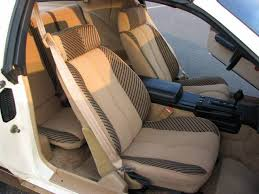 its a zebra stripe seat and door panels custom interior these years for camaro