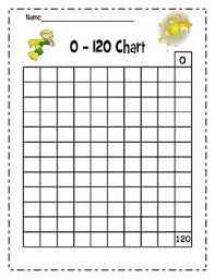 40 Judicious Hundreds Chart For Kids