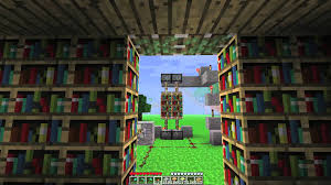 how to make a bookshelf in minecraft. How To Make A Bookshelf In Minecraft