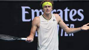 A spot in the 2021 australian open men's singles final will be on the line when world no. Australian Open 2021 Fashion Alexander Zverev Roasted Singlet Crime Biceps Body Shaming Eminetra Australia