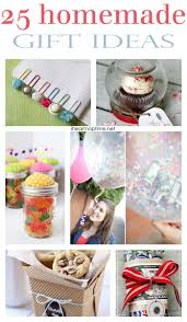 25 homemade gifts