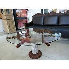 coffee tables small round