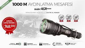 Heider AGX Ultra Power – Heider Teknoloji