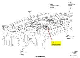 lincoln ls wiring diagram radio harness amp steering wheel graphic