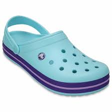 Crocs Size Chart Crocs Crocband Clogs Ice Blue Men S Shoes