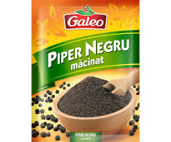Galeo piper negru macinat 17 g   1.88 Lei/buc   cora.ro