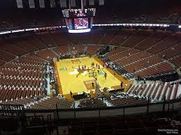 Frank Erwin Center Section 68 Texas Basketball