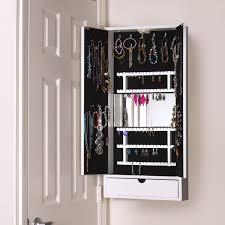 mirrotek jewelry armoire door hanging jewelry armoire enter home mirrotek mirror over the dafebcfdfbcc