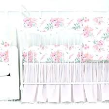 little mermaid nursery bedding mermaid crib bedding