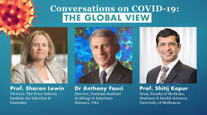 We did not find results for: Conversations On Covid 19 The Global View Youtube
