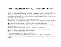 how to prevent road accidents road safety tips road safety seminar  road safety