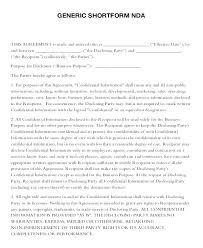Nda Document Template Nda Document Template Suidakra Info