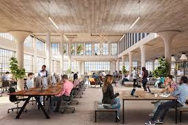The South Bronx Gets A New Creative Office Hub At Union Crossing 6sqft
