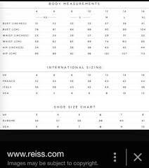 Reiss Size Chart Mens Reiss Black Pleated Dress For Sale In Artane Dublin From Chelee
