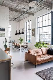 vintage furniture ideas. Exellent Ideas Surprising Industrial Living Room Ideas Vintage Furniture Dark Antique  Grey Plaid Rug Black Leg Brown Leathe For I
