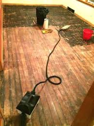 removing tile glue from wood floor when installing laminate flooring remove vinyl tile adhesive from wood