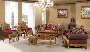Arabian Classic Sofas Furniture For Living Room
