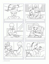 Small Picture Coloring Pages Of Families Going To Church Coloring Page