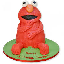 Elmo Cake Childrens Birthday Cakes The Cake Store