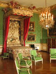 Marie Antoinette Inspired Bedroom Palace Of Versailles Interior Bedroom The Elegant Louis Xv Style