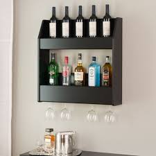 prepac two tier floating wall mount