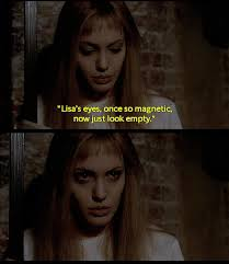 girl interrupted lisa gets a light angelina jolie is insane in angelina jolie in girl interrupted