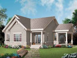 one bedroom house plans. One Bedroom Home Plan From EPlans.com. HWEPL12983. House Plans