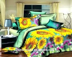 sunflower bedding set sunflower duvet covers set large size of sunflower bedding set sunflower bedding set sunflower bedding