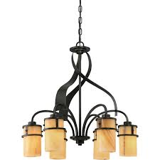 quoizel kyle chandelier craftsman lighting